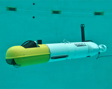 SPARUS II AUV